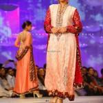 Sana Abbas Bridal Collection at BCW 2013 011