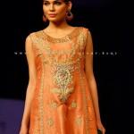 Sana Abbas Bridal Collection at BCW 2013 013