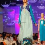 Sana Abbas Bridal Collection at BCW 2013 014