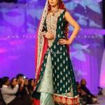 Sana Abbas Bridal Collection at BCW 2013 015