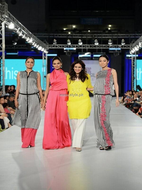 Sublime by Sara Collection at PFDC Sunsilk Fashion Week 2013