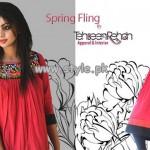 Tehseen Rehan Spring Casual Dresses 2013 001