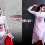 Tehseen Rehan Spring Casual Dresses 2013 002