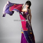 Umbereen And Sharmeen Party Wear Collection 2013 003