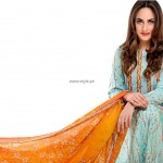Vaneeza V Lawn 2013 for Women and Girls 005