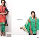 Vaneeza V Lawn 2013 for Women and Girls 007
