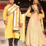 Vikram Phadnis's Spring Collection 2013 At Lakme Fashion Week 004