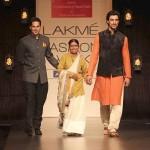 Vikram Phadnis's Spring Collection 2013 At Lakme Fashion Week 009