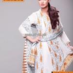 Warda Designer Collection Lawn Dresses 2013 Volume 2 003