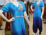 Zahra Ahmad Party Wear Collection 2013 For Summer 001