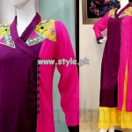 Zahra Ahmad Party Wear Collection 2013 For Summer 003