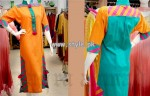 Zahra Ahmad Party Wear Collection 2013 For Summer 005