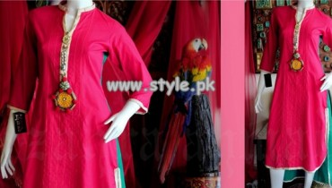 Zahra Ahmad Summer Collection For Women 2013 010