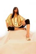 fayeza ansari fashion model