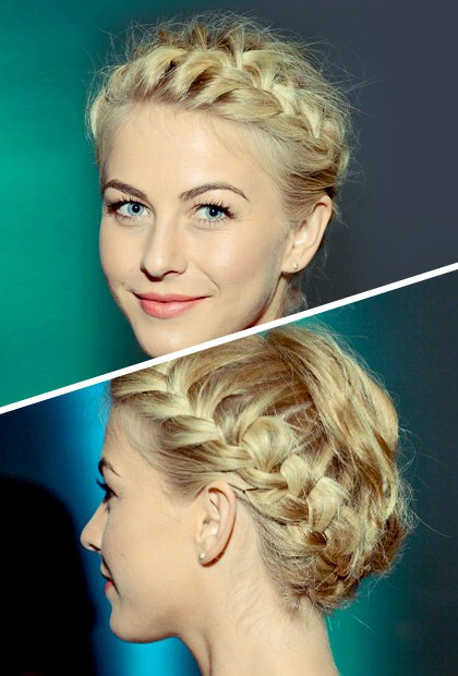 THE INFINITY FRENCH BRAID