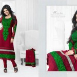 Aashri Creations Party Wear Collection 2013 For Women 006