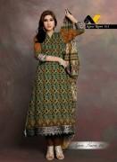 Al Hamra Textiles Ajwa Lawn Collection 2013 Volume 2 For Women 0010