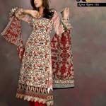 Al Hamra Textiles Ajwa Lawn Collection 2013 Volume 2 For Women 0012