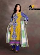 Al Hamra Textiles Ajwa Lawn Collection 2013 Volume 2 For Women 0013