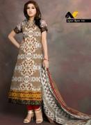 Al Hamra Textiles Ajwa Lawn Collection 2013 Volume 2 For Women 0014