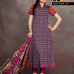 Al Hamra Textiles Ajwa Lawn Collection 2013 Volume 2 For Women 004