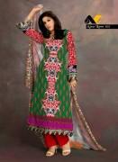 Al Hamra Textiles Ajwa Lawn Collection 2013 Volume 2 For Women 007