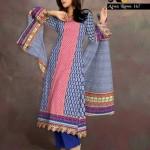 Al Hamra Textiles Ajwa Lawn Collection 2013 Volume 2 For Women 008