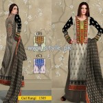 Al-Hamra Textiles Gul Rangi Collection 2013 For Summer 002