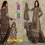 Al-Hamra Textiles Gul Rangi Collection 2013 For Summer 003