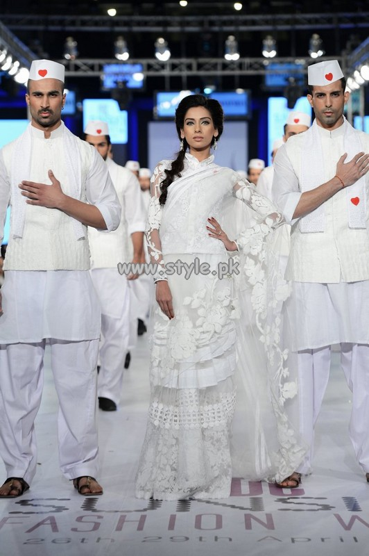 Ali Xeeshan Collection At PSFW 2013 001