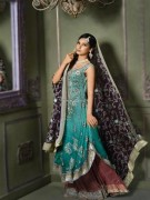 Amna Ajmal Bridal Wear Collection 2013 for Women 004