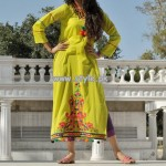 Arfa's Summer Party Wear Dresses 2013 009
