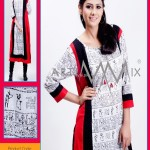 Artimmix Casual Wear Dresses 2013 for Girls 004