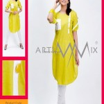 Artimmix Casual Wear Dresses 2013 for Girls 005