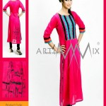 Artimmix Casual Wear Dresses 2013 for Girls 007