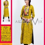 Artimmix Casual Wear Dresses 2013 for Girls 008