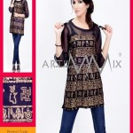 Artimmix Casual Wear Dresses 2013 for Girls 010