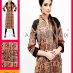 Artimmix Casual Wear Dresses 2013 for Girls 014