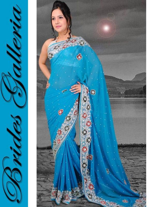 Brides Galleria Designer Saree Collection 2013 For Women 0013