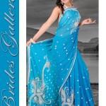 Brides Galleria Designer Saree Collection 2013 For Women 002