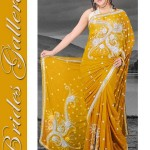 Brides Galleria Designer Saree Collection 2013 For Women 006