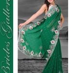 Brides Galleria Designer Saree Collection 2013 For Women 008