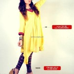 Change Casual Wear Collection 2013 for Girls 002