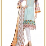 Crescent Summer 2013 New Lawn Prints for Women 003