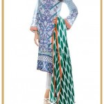 Crescent Summer 2013 New Lawn Prints for Women 004