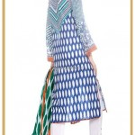Crescent Summer 2013 New Lawn Prints for Women 005