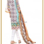 Crescent Summer 2013 New Lawn Prints for Women 011