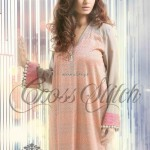 Cross Stitch Swiss Lawn Collection 2013 for Women 004