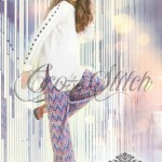 Cross Stitch Swiss Lawn Collection 2013 for Women 005