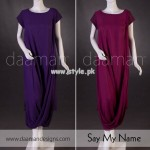 Daaman New Casual Dresses 2013 For Summer